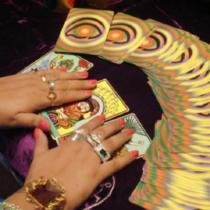 Carte De Voyance Indienne.L Oracle Vedique Tirage Voyance Sattva Divination